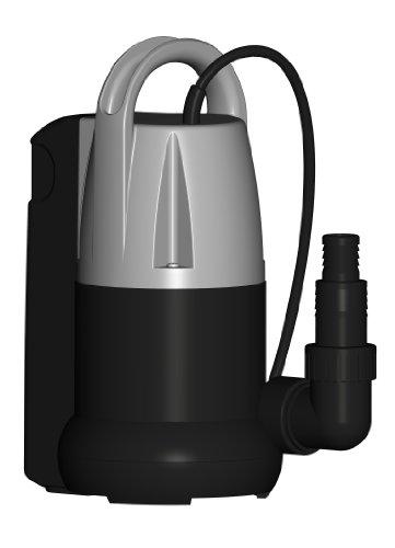 Velda 146202 Selbstansaugende Tauchpumpe, Max. Förderhöhe 8,5 m, 550 W, Submersible Pump 11000