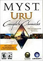 Myst Uru Special Collection - Uru; Ages Beyond Myst; Path of the Shell; To D'ni (輸入版)