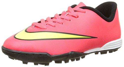 Nike Jr Mercurial Vortex II TF - Zapatillas Unisex, Color Rojo, Talla 38.5