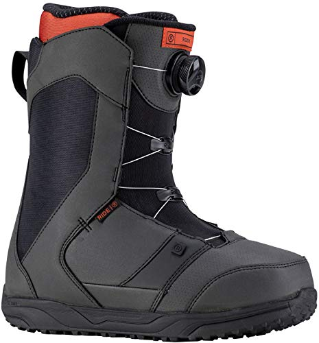 Ride Rook Snowboard Boots Black Mens Sz 9