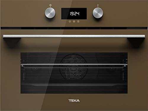Teka HLC 8400 LB 111130006 - Horno eléctrico empotrable (45 cm)