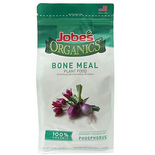 Jobes Organics Bone Meal Fertilizer, 4 lb