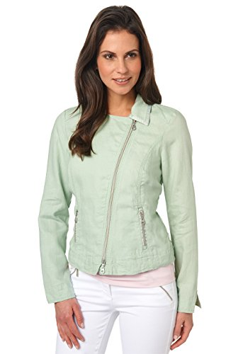 Bonita Damen 1205237 Blazer, Grün (Soft Green 7710), 46