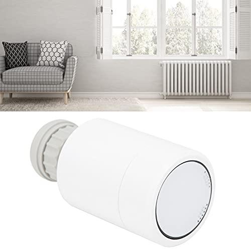 Regolatore di temperatura intelligente, termostato intelligente intelligente del radiatore Semplice ed elegante per l'alloggio per l'aria condizionata per il riscaldamento dell'hotel per il