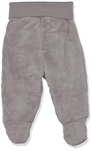 Playshoes Baby-Unisex Kuschelfleece Hose, Grau (Grau 33), (Herstellergröße: 56)