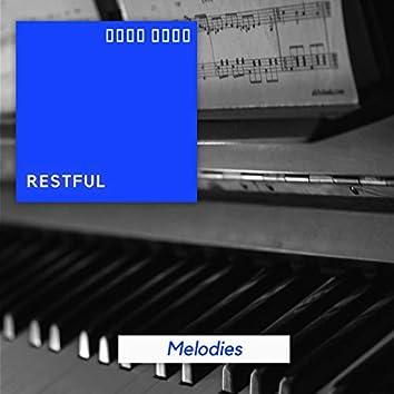 # 1 Album: Restful Melodies