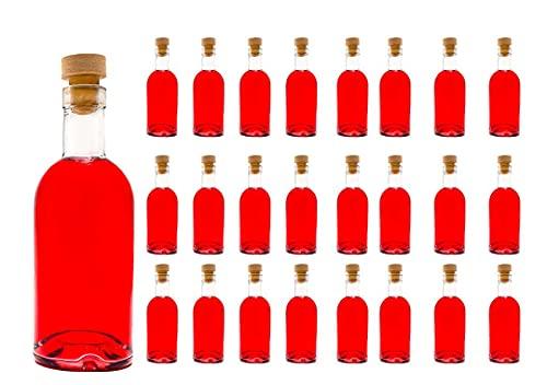 casavetro 6, 12, 24 botellas de 250 ml de farmacéutica vacías con...