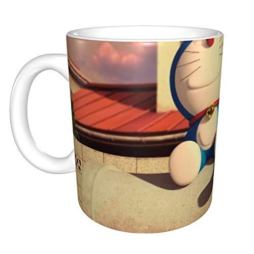 Doraemon - Taza de café (325 ml)