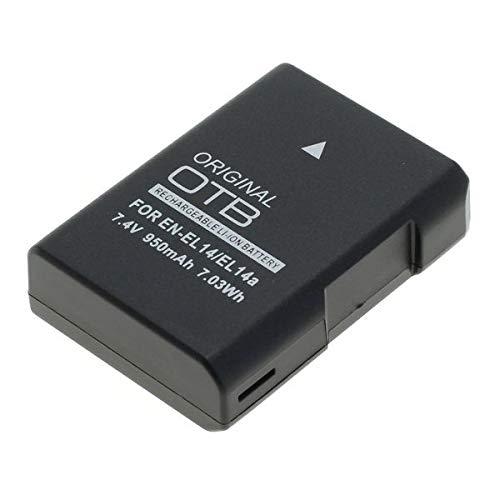 Batería para Nikon D3300 D5300 (EN-EL 14a)