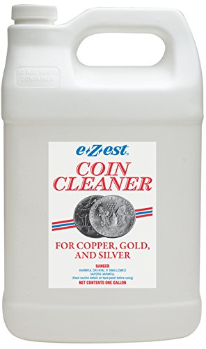 EZEST Coin Cleaner – 1 Gallon Jug