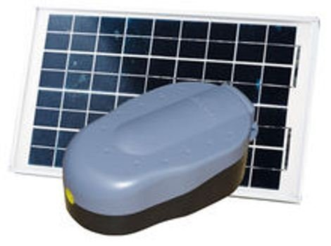 Heissner Indoor Solar Teichbelüfter ST 200-00
