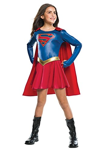 Rubie's Girls Supergirl TV Costume X-Large