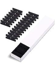 """Ehdis® 1,5"""" autosticker-verwijderaar, kunststof-blad-triumph schraper voor etiketten, verwijdert lijmresten op het Soft Surface geen krassen"""