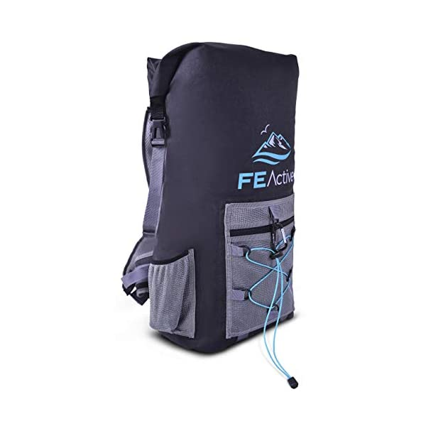 41TYG8OrtTL. SS600  - FE Active Mochila Refrigerante Camping Portátil - Aislamiento Térmico, Bolsa Nevera Impermeable Bolsa de Almuerzo…