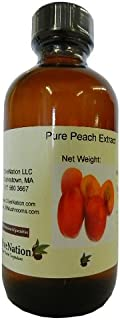 Pure Peach Extract, 4 Ounce