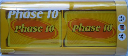 Phase 10 MOD Card Game by Mattel
