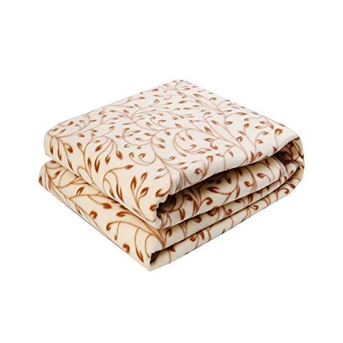 Blanket Cobija eléctrica de Seguridad Individual para el hogar, 12 Horas de...