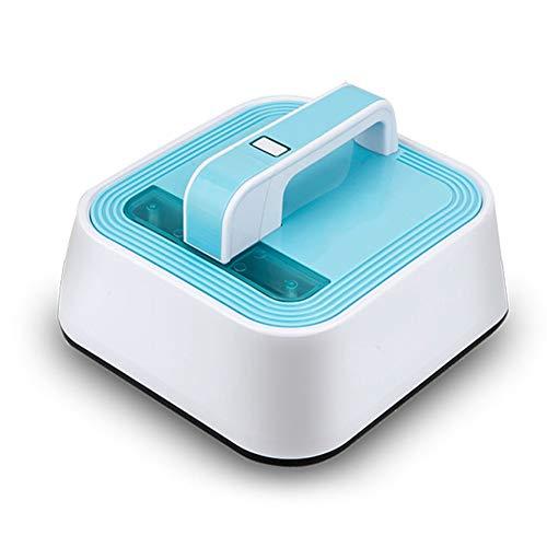 LYTLD Aspiradora Portátil para Camas y colchones, UV Aspiradora contra Ácaros, Ultravioleta Esterilización De La Máquina Blue