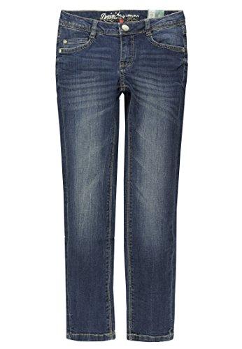 Junior Brands Group Lemmi Mädchen Hose Jeans Girls Skinny fit MID Jeanshose, Blau (Blue Denim|Blue 0013), (Herstellergröße: 98)