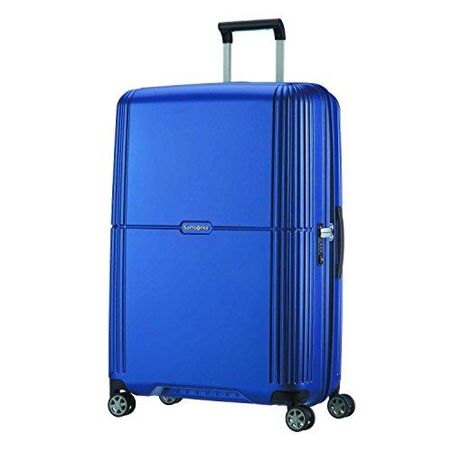 SAMSONITE Orfeo - Spinner 75/28 Equipaje de Mano, 75 cm, 96 Liters, Azul (Cobalt Blue)