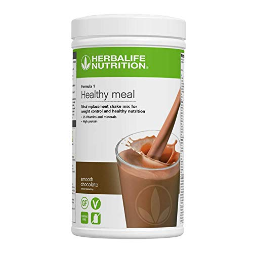 Herbalife Formula 1 Nutritional Shake (Nutritional Shake Mix Smooth Chocolate 550 g)