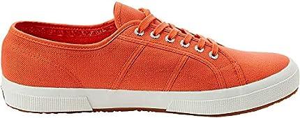Superga 2750 Cotu Classic, Zapatillas Unisex Adulto, Naranja (Orange Md X2f), 35 EU