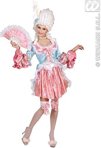COMTESSE DE ROCHAMBEU (M) (dress thigh highs hairclip fan)