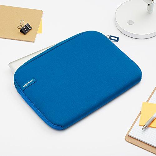 Amazon Basics Laptop-Schutzhülle,11,6 Zoll, Hellblau