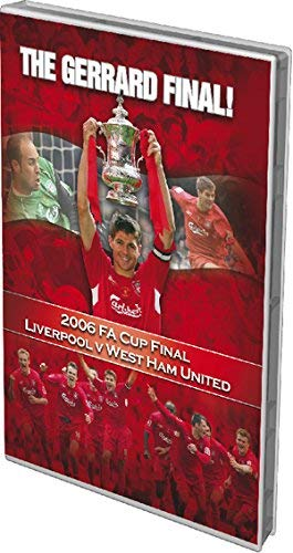 Fa Cup Final: 2006 - The Gerrard Final [DVD]