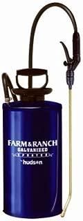 HD Hudson 62062TS Farm and Ranch Galvanized Steel Sprayer