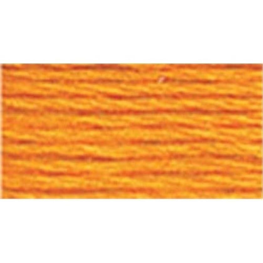 DMC 115 3-741 Pearl Cotton Thread, Medium Tangerine