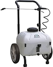 Best weed killer sprayer on wheels Reviews