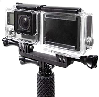 Double Camera Mount for GoPro