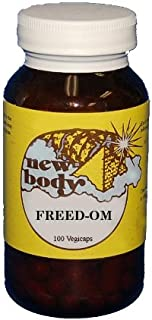New Body Products - FREED-OM (Blood Lymph Detox)