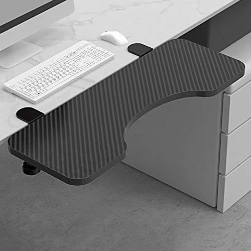 Apoyabrazos de Ordenador Estante con reposabrazos para teclado, ergonómico, extensor de escritorio,...