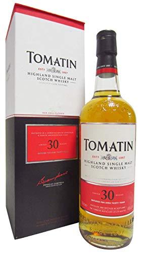Tomatin - Highland Single Malt (old bottling) - 30 year old Whisky