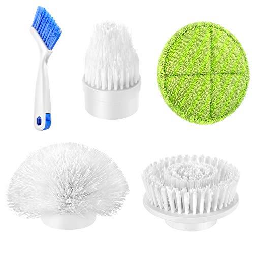 Acrimax ターボスクラブ 電動掃除ブラシ バスポリッシャー 替えブラシ 電動掃除ブラシ替えブラシ