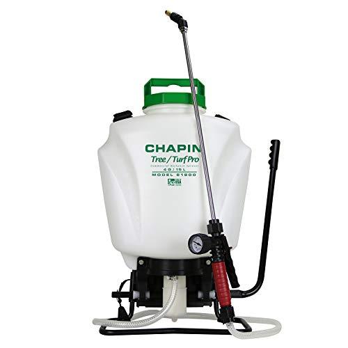 Chapin 61900 Tree & Turf Pro 15 Litre (4 Gallon) Backpack Knapsack Pressure Sprayer