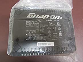 Snap-On 18 Volt Lithium Battery Charger, For: 18 V Lithium slide-on style batteries, Part #CTC720