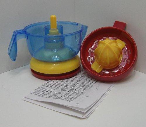 Land-Haus-Shop Kinder Spielzeug Entsafter, Spielzeugentsafter, Presse, für Kinderküche und Co (LHS)