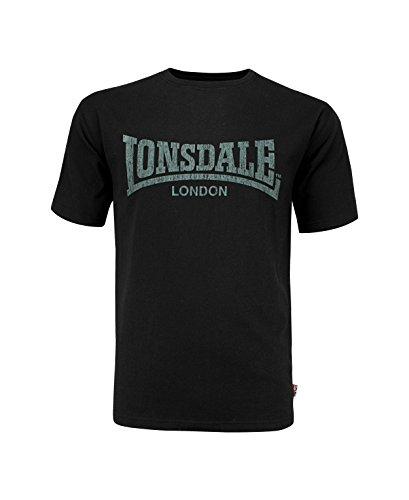 Lonsdale Herren Langarmshirt T-Shirt...