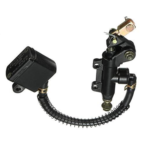 14mm Diámetro del Freno Trasero Cilindro Maestro Depósito de Aceite Motocicleta Pit Dirt Bike ATV Accesorios de Moto