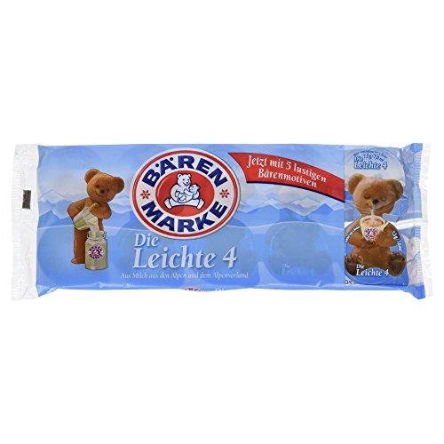 Bärenmarke Dauermilch Die Leichte 4, 12er Pack (12 x 75 g)