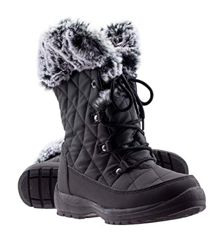 ArcticShield Women's Winter Snow Boots