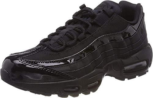 Nike Air MAX 95, Zapatillas de Gimnasia Mujer, Negro (Black/Black/Black 010), 39 EU