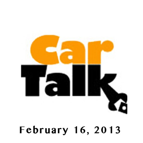 Car Talk, The Giving Trunk, February 16, 2013 audiobook cover art