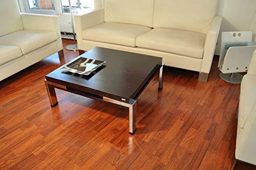 Carl Svensson Design Couchtisch Tisch K-222 (Walnuss/Wenge)