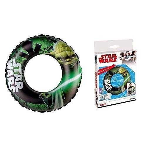 Lively Moments Schwimmring / Schwimmreifen / Badering Star Wars mit Meister Yoda ca. 65 cm
