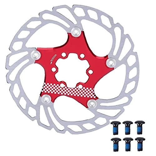 Sabcase 180 Mm Disco De Bicicletas Metal De Freno De Bicicletas Rotores...