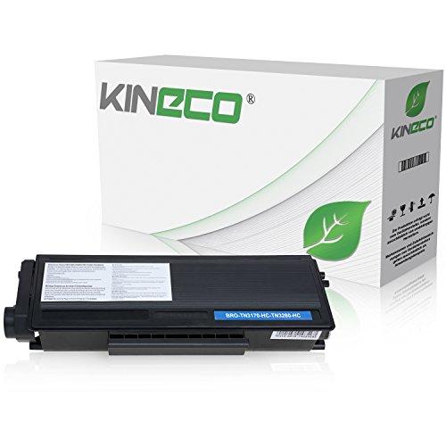 Kineco Toner kompatibel für TN-3280 Brother HL-5350DN, DCP-8080DN, DCP-8890DW, HL-5340DNLT, HL-5380DW, MFC-8380, MFC-8890DW - TN3280 - Schwarz 8.000 Seiten